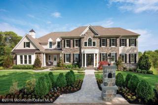 1 Ashton Court, Holmdel, NJ 07733 (MLS #21625624) :: The Dekanski Home Selling Team