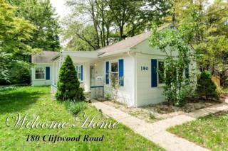 180 Cliftwood Road, Oakhurst, NJ 07755 (MLS #21633177) :: The Dekanski Home Selling Team