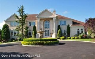 9 Meadows Run Drive, Colts Neck, NJ 07722 (MLS #21637025) :: The Dekanski Home Selling Team