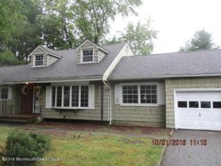 801 Middletown Lincroft Road R, Middletown, NJ 07748 (MLS #21638359) :: The Dekanski Home Selling Team