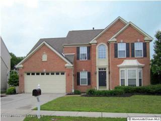 3 Chad Lane, Howell, NJ 07731 (MLS #21638934) :: The Dekanski Home Selling Team
