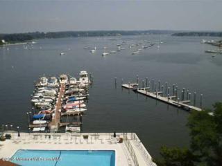28 Riverside Avenue 8A, Red Bank, NJ 07701 (MLS #21639521) :: The Dekanski Home Selling Team