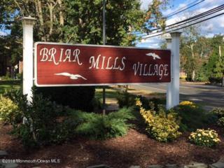 133 Briar Mills Drive, Brick, NJ 08724 (MLS #21640839) :: The Dekanski Home Selling Team