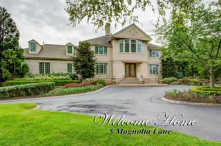 5 Magnolia Lane, Colts Neck, NJ 07722 (MLS #21642854) :: The Dekanski Home Selling Team