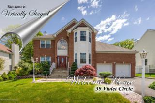 39 Violet Circle, Howell, NJ 07731 (MLS #21643730) :: The Dekanski Home Selling Team