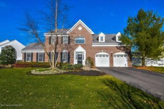 349 Fordham Place, Freehold, NJ 07728 (MLS #21644813) :: The Dekanski Home Selling Team