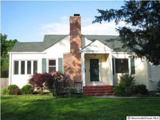 44 N Sunnycrest Drive, Little Silver, NJ 07739 (MLS #21644967) :: The Dekanski Home Selling Team