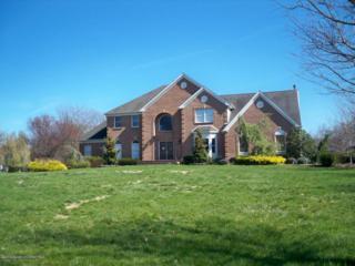 8 Appaloosa Drive, Manalapan, NJ 07726 (MLS #21644996) :: The Dekanski Home Selling Team