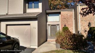 47 White Swan Way #22, Brick, NJ 08723 (MLS #21700214) :: The Dekanski Home Selling Team