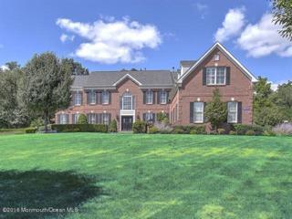 824 Dancer Lane, Manalapan, NJ 07726 (MLS #21700451) :: The Dekanski Home Selling Team