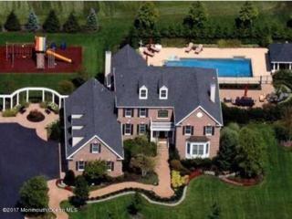 5 Deer Run Drive, Freehold, NJ 07728 (MLS #21701374) :: The Dekanski Home Selling Team