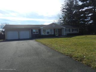 72 Three Brooks Road, Freehold, NJ 07728 (MLS #21701519) :: The Dekanski Home Selling Team