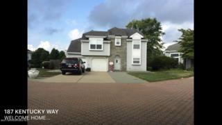 187 Kentucky Way, Freehold, NJ 07728 (MLS #21702068) :: The Dekanski Home Selling Team