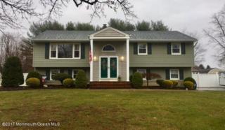 21 Homestead Road, Freehold, NJ 07728 (MLS #21702305) :: The Dekanski Home Selling Team