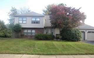 25 Damascus Drive, Marlboro, NJ 07746 (MLS #21702677) :: The Dekanski Home Selling Team