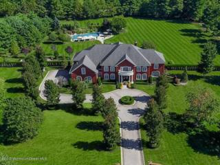 9 Evergreen Lane, Colts Neck, NJ 07722 (MLS #21702955) :: The Dekanski Home Selling Team