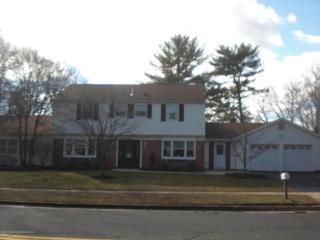 43 School Road W, Marlboro, NJ 07746 (MLS #21702956) :: The Dekanski Home Selling Team