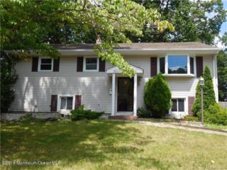 55 Darien Road, Howell, NJ 07731 (MLS #21703517) :: The Dekanski Home Selling Team