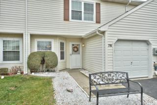 76 Harbor Circle, Freehold, NJ 07728 (MLS #21703851) :: The Dekanski Home Selling Team