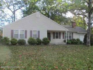 408 Oak Lane, Manchester, NJ 08759 (MLS #21703982) :: The Dekanski Home Selling Team