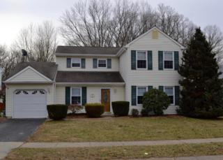 18 Admirals Row, Freehold, NJ 07728 (MLS #21704295) :: The Dekanski Home Selling Team