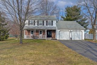 487 Tennent Road, Manalapan, NJ 07726 (MLS #21704500) :: The Dekanski Home Selling Team