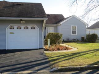 85a Jamestown Road #1000, Freehold, NJ 07728 (MLS #21704590) :: The Dekanski Home Selling Team
