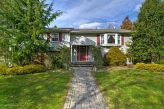 1 Sweet Briar Lane, Holmdel, NJ 07733 (MLS #21704706) :: The Dekanski Home Selling Team