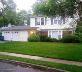 7 Moss Haven Way, Howell, NJ 07731 (MLS #21704715) :: The Dekanski Home Selling Team