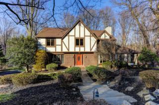 154 Willow Grove Drive, Lincroft, NJ 07738 (MLS #21704904) :: The Dekanski Home Selling Team