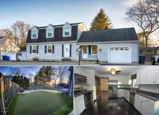 549 Nicholas Road, Brick, NJ 08724 (MLS #21705754) :: The Dekanski Home Selling Team