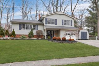 4 Colonial Drive, Matawan, NJ 07747 (MLS #21706129) :: The Dekanski Home Selling Team