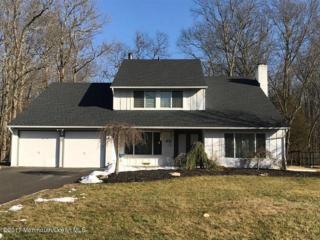 62 Townsend Drive, Freehold, NJ 07728 (MLS #21706974) :: The Dekanski Home Selling Team