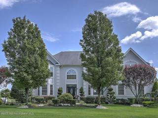 417 Georgetown Drive, Marlboro, NJ 07746 (MLS #21707024) :: The Dekanski Home Selling Team