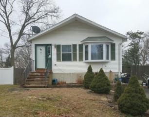 43 Frederick Avenue, Howell, NJ 07731 (MLS #21707076) :: The Dekanski Home Selling Team