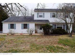 5 Sandburg Drive, Morganville, NJ 07751 (MLS #21707133) :: The Dekanski Home Selling Team