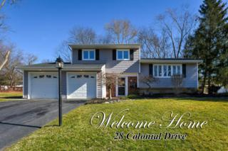 28 Colonial Drive, Matawan, NJ 07747 (MLS #21707158) :: The Dekanski Home Selling Team