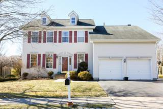 120 Bramble Drive, Morganville, NJ 07751 (MLS #21707177) :: The Dekanski Home Selling Team