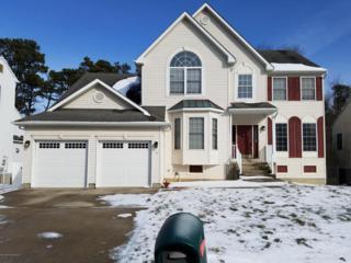 5 Clearbrook Court, Howell, NJ 07731 (MLS #21707211) :: The Dekanski Home Selling Team