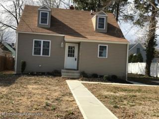 98 Lakeview Drive, Allentown, NJ 08501 (MLS #21707288) :: The Dekanski Home Selling Team