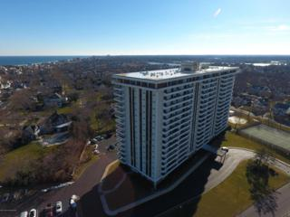 1 Channel Drive #906, Monmouth Beach, NJ 07750 (MLS #21707525) :: The Dekanski Home Selling Team