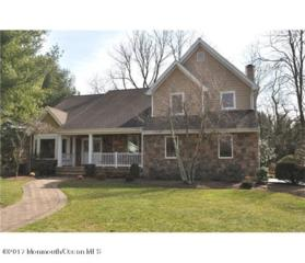 4 Kilt Court, Marlboro, NJ 07746 (MLS #21707883) :: The Dekanski Home Selling Team