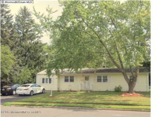 6 Redwood Road, Howell, NJ 07731 (MLS #21708037) :: The Dekanski Home Selling Team