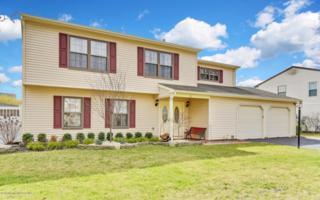 21 Garden Way, Howell, NJ 07731 (MLS #21708453) :: The Dekanski Home Selling Team