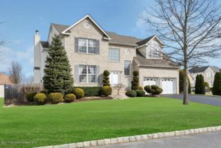 27 Goshawk Court, Morganville, NJ 07751 (MLS #21708562) :: The Dekanski Home Selling Team