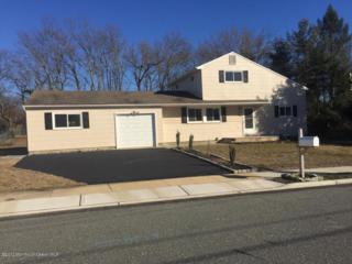 56 Western Drive, Howell, NJ 07731 (MLS #21709085) :: The Dekanski Home Selling Team
