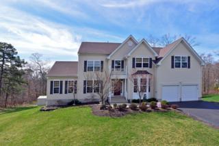 12 Amanda Court, Manalapan, NJ 07726 (MLS #21709939) :: The Dekanski Home Selling Team