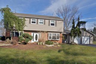 4 Prescott Drive, Marlboro, NJ 07746 (MLS #21710053) :: The Dekanski Home Selling Team
