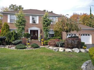 17 Crest Drive, Englishtown, NJ 07726 (MLS #21710316) :: The Dekanski Home Selling Team