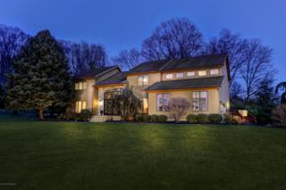 16 Falcon Ridge Circle, Holmdel, NJ 07733 (MLS #21711522) :: The Dekanski Home Selling Team